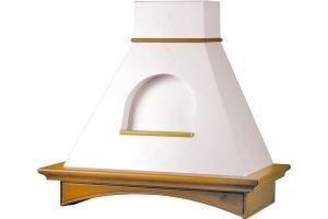 Пристенная вытяжка Viaona Cappe Нарада 90 с окном - Оптовый поставщик комплектующих «ЭЛИС»