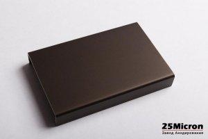 Профиль анодированный Бронза - Оптовый поставщик комплектующих «Завод анодирования 25 Микрон»
