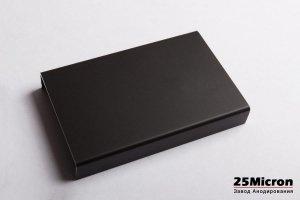 Профиль анодированный Черный - Оптовый поставщик комплектующих «Завод анодирования 25 Микрон»