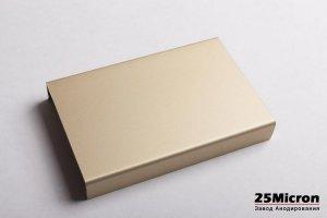 Профиль анодированный Золото - Оптовый поставщик комплектующих «Завод анодирования 25 Микрон»