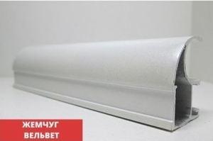 Профиль C-образный Браш Жемчуг вельвет - Оптовый поставщик комплектующих «Купе Центр»