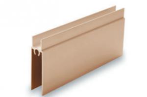 Профиль горизонтальный нижний - Оптовый поставщик комплектующих «Модерн стайл»