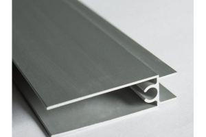 Профиль горизонтальный нижний - Оптовый поставщик комплектующих «Завод анодирования 25 Микрон»