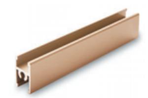 Профиль горизонтальный средний - Оптовый поставщик комплектующих «Модерн стайл»
