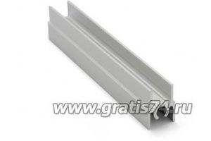 Профиль горизонтальный верхний Коньяк 15120 - Оптовый поставщик комплектующих «ГРАТИС»