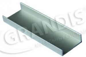 Профиль Кант С 20 мм накладной - Оптовый поставщик комплектующих «Grandis»