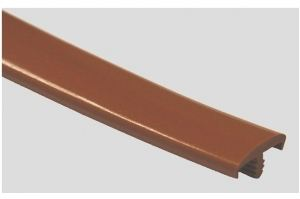 Профиль ПВХ № 02 красно-коричневый - Оптовый поставщик комплектующих «Профильпласт»