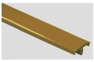 Профиль ПВХ № 04 дуб светло-коричневый - Оптовый поставщик комплектующих «Профильпласт»