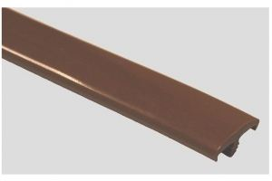 Профиль ПВХ № 05 орех коричневый - Оптовый поставщик комплектующих «Профильпласт»