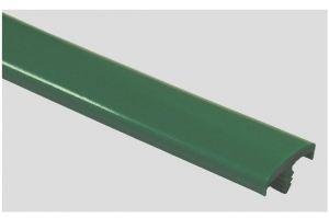 Профиль ПВХ № 06 зеленый - Оптовый поставщик комплектующих «Профильпласт»