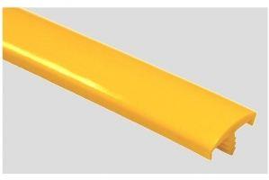 Профиль ПВХ  № 07 желтый - Оптовый поставщик комплектующих «Профильпласт»