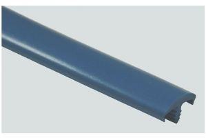 Профиль ПВХ № 08 синий - Оптовый поставщик комплектующих «Профильпласт»