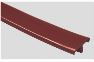 Профиль ПВХ № 11 бордовый - Оптовый поставщик комплектующих «Профильпласт»