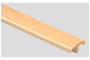 Профиль ПВХ № 12 светло-бежевый - Оптовый поставщик комплектующих «Профильпласт»
