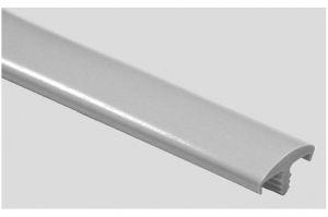 Профиль ПВХ № 14 светло-серый - Оптовый поставщик комплектующих «Профильпласт»