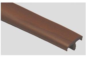 Профиль ПВХ № 20 вишня темная - Оптовый поставщик комплектующих «Профильпласт»