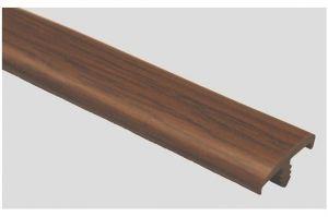 Профиль ПВХ № 22 дуб темный - Оптовый поставщик комплектующих «Профильпласт»