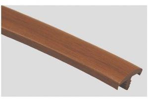 Профиль ПВХ № 23 ольха - Оптовый поставщик комплектующих «Профильпласт»