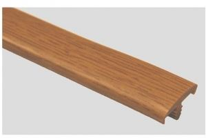 Профиль ПВХ № 25 дуб светлый - Оптовый поставщик комплектующих «Профильпласт»
