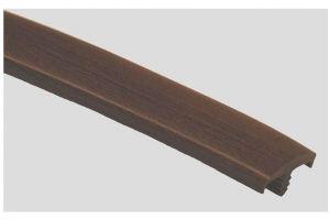 Профиль ПВХ № 26 венге - Оптовый поставщик комплектующих «Профильпласт»