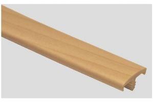 Профиль ПВХ № 27 клен - Оптовый поставщик комплектующих «Профильпласт»