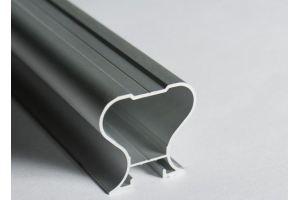 Профиль ручка вертикальная Т - Оптовый поставщик комплектующих «Завод анодирования 25 Микрон»
