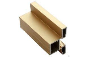 Профиль вертикальный Элегант золото - Оптовый поставщик комплектующих «Фурор»