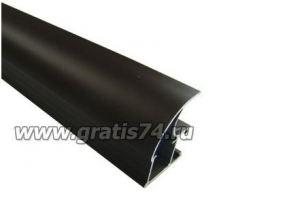 Профиль вертикальный Коньяк 15737 - Оптовый поставщик комплектующих «ГРАТИС»