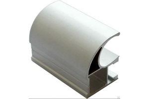 Профиль вертикальный Medium серебро - Оптовый поставщик комплектующих «Фурор»