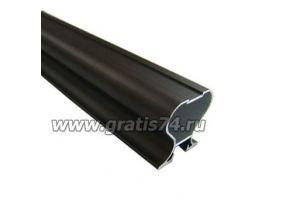 Профиль вертикальный закрытый Коньяк 15117 - Оптовый поставщик комплектующих «ГРАТИС»