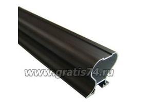 Профиль вертикальный закрытый Коньяк 3332 - Оптовый поставщик комплектующих «ГРАТИС»