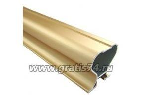 Профиль вертикальный закрытый Золото 3966 - Оптовый поставщик комплектующих «ГРАТИС»