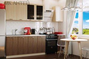 Простая кухня их ЛДСП Катя - Мебельная фабрика «Антей»