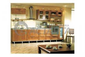 Простая кухня Мэриленд - Мебельная фабрика «Астарта»
