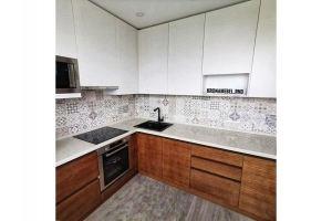 Простая кухня в стиле Минимализм - Мебельная фабрика «Крона Мебель»