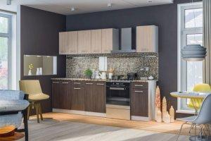 Простая кухня Виктория - Мебельная фабрика «Столплит»