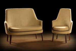 Простой диван Дельта - Мебельная фабрика «Винтер-Мебель»