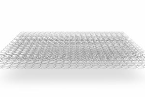 Пружинный блок SVR BONNELL БЕЗ РАМКИ - Оптовый поставщик комплектующих «СеВеР»