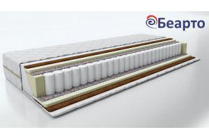 пружинный матрас с анатомическим эффектом Беарто Элит Софт - Мебельная фабрика «Беарто»