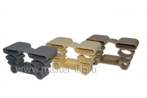 пружинящий латодержатель для деревянной рамы (МЛ-2-38) - Оптовый поставщик комплектующих «МастерЛАТ»