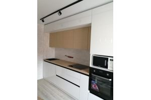 Пряма кухня в стиле Лофт - Мебельная фабрика «МЭК»