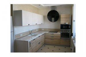 Прямая глянцевая кухня Регина - Мебельная фабрика «КухниДар»