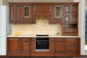 Прямая классическая кухня - Мебельная фабрика «СМ21ВЕК»