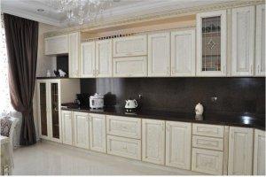 Прямая классическая кухня - Мебельная фабрика «Прометей»