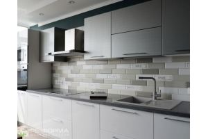 Прямая Кухня 050 - Мебельная фабрика «Ре-Форма»