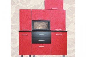 Прямая кухня 1,5 м - Мебельная фабрика «Александра»