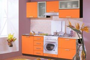 Прямая кухня 12 - Мебельная фабрика «Модерн»