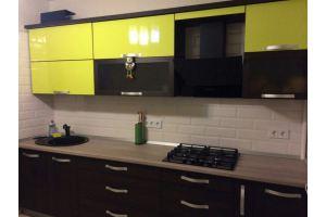 Прямая кухня - Мебельная фабрика «Мебель +5»