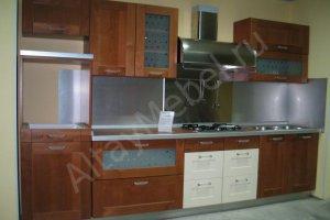 Прямая кухня - Мебельная фабрика «Алтай-Командор»