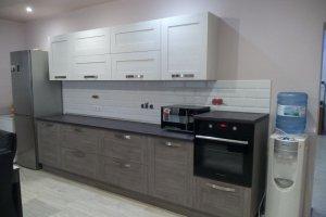 Прямая кухня - Мебельная фабрика «Декорум»